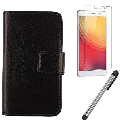 Amazon.com: Gukas Design 3in1 Set Black Color PU Leather ...