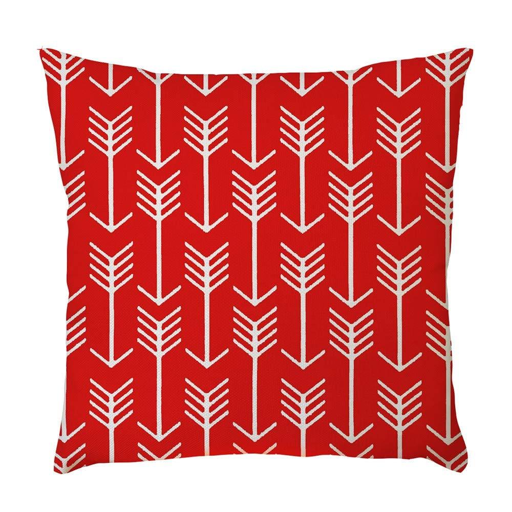 Duseedik for Him Exquisite Pillow Case Waist Cushion Cover Sofa Home Decor by Duseedik (Image #2)