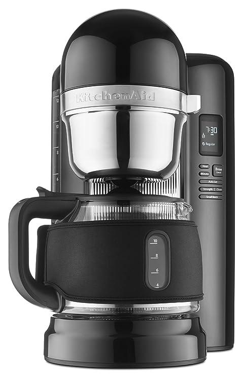 Amazon.com: Cafetera KitchenAid con capacidad para 12 tazas ...