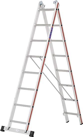 HYMER 404516 - Escalera multifunción: Amazon.es: Bricolaje y herramientas