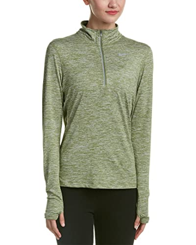 Nike Women's Dry Fit Element Half Zip Running Top