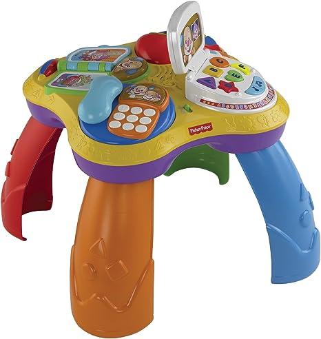 Fisher-Price Y7758 - Mesa aprendizaje: Amazon.es: Juguetes y juegos