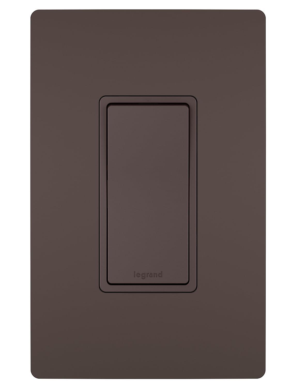 Amazon.com: Legrand - Pass & Seymour TM874DBCC6 15A 4-Way Decorative Switch,  Bronze: Home Audio & Theater