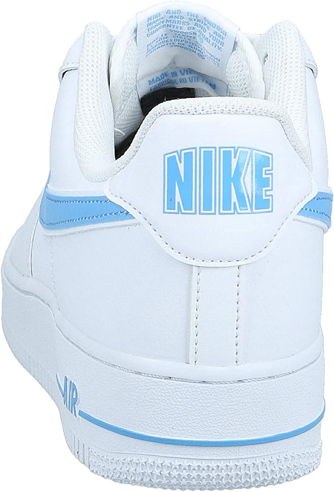 Nike, sneaker Air Force 1 Low GS Lifestyle basse, Bianco