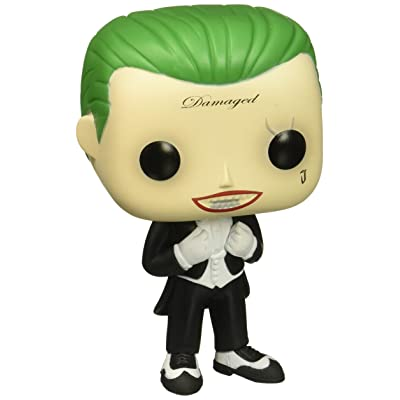 POP! Funko Suicide Squad #109 The Joker (Tuxedo) Exclusive: Toys & Games