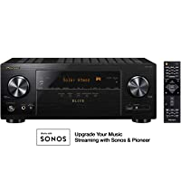 Deals on Pioneer Elite 7.2-Ch Hi-Res 4K UHD A/V Home Theater Receiver