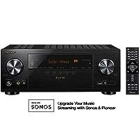 Pioneer Elite 7.2-Ch Hi-Res 4K UHD A/V Home Theater Receiver Deals