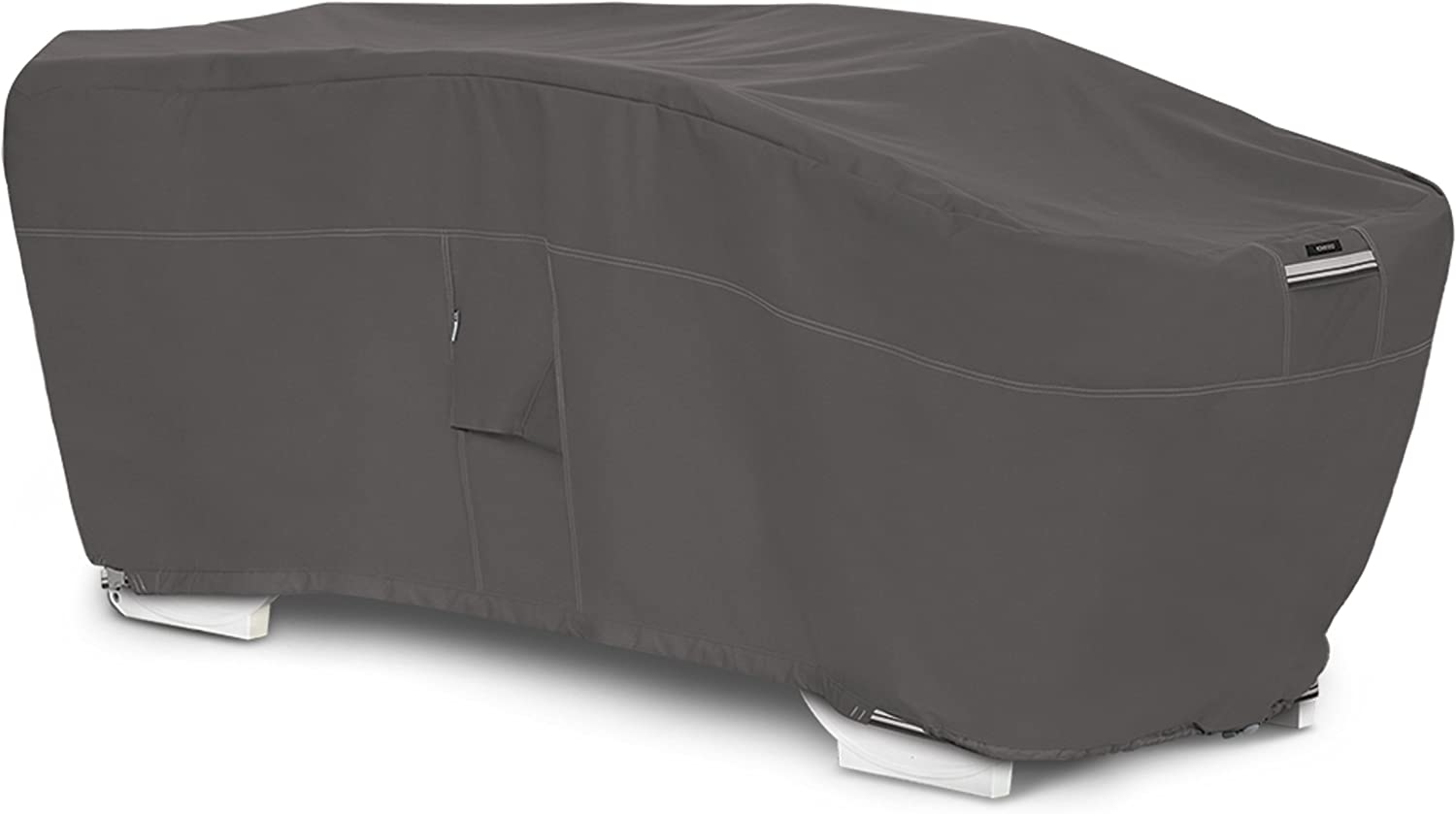 Classic Accessories Ravenna Stackable Patio Chaise Lounge Cover, 6 High