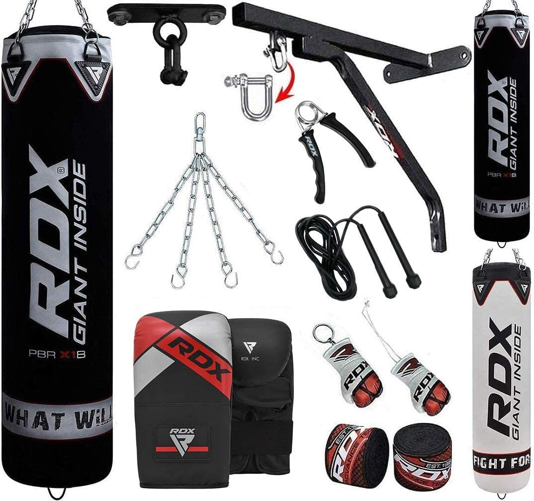 BXR Boxing Water Filled Punch Bag Hanging Kit//Chain Standard
