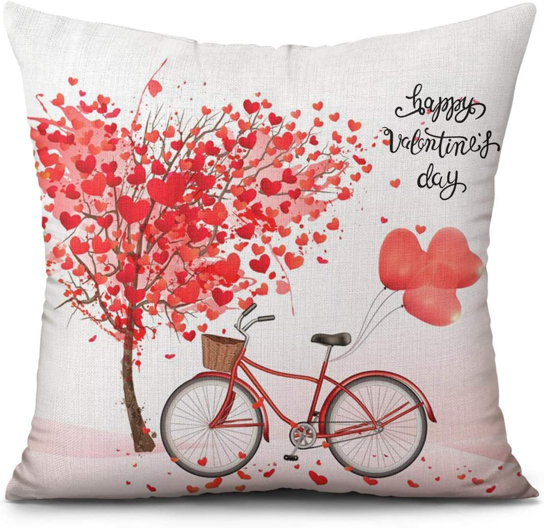 Mothers Day Pillow Covers Mom Birthday Gifts Decor Decorations 18x18 Inch