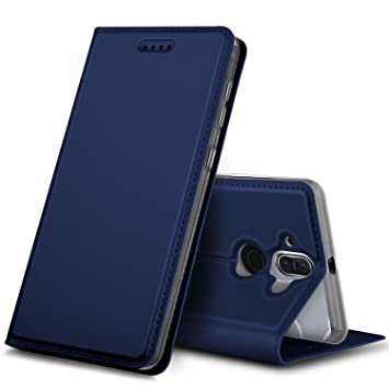 Geemai Diseño para Samsung Galaxy J8 plus 2018 Funda, Multi-ángulo ...
