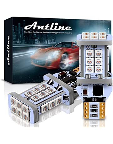 Antline Extremely Bright 921 906 W16W 912 T15 24-SMD 3030 Chipsets 1600 Lumens LED