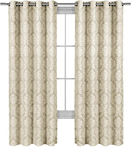 Royal Tradition Set of 2 Panels 108″ Wx96 L Aryanna