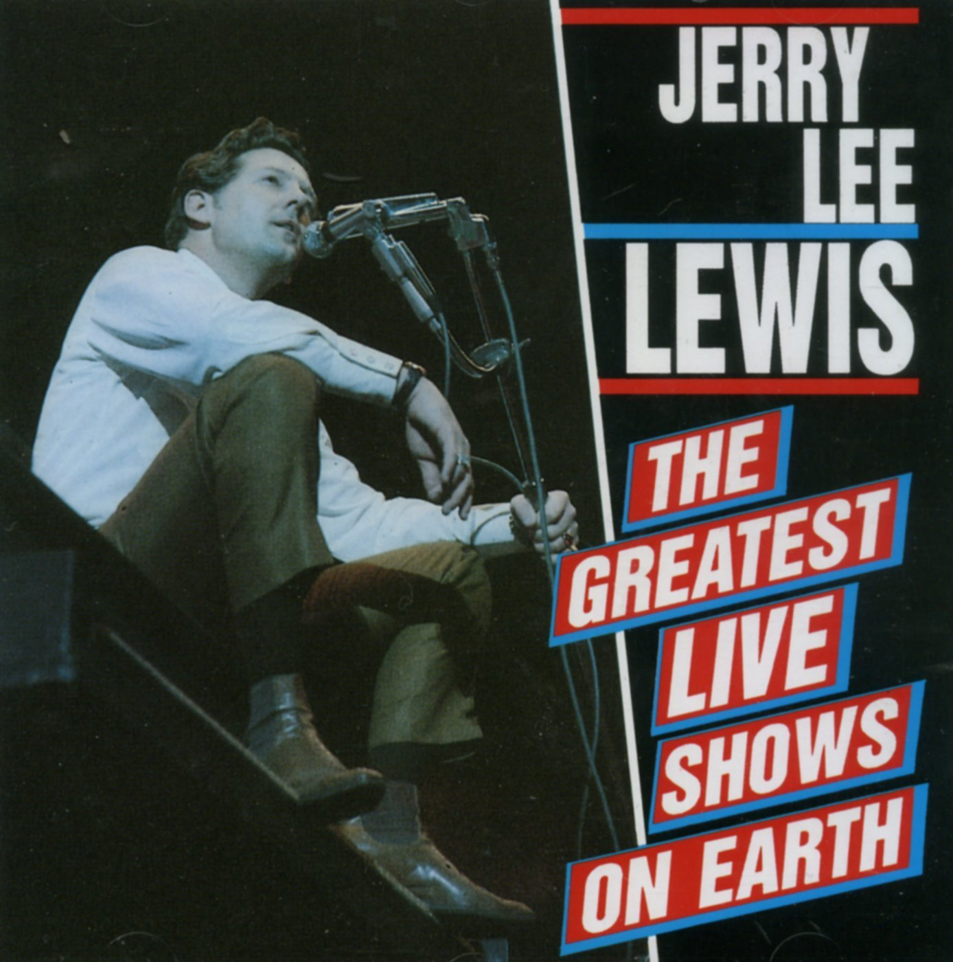 Jerry Lee Lewis - The Greatest Live Shows on Earth by Imports