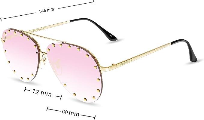 Amazon.com: PRIVÉ REVAUX ICON Collection - Gafas de sol de ...