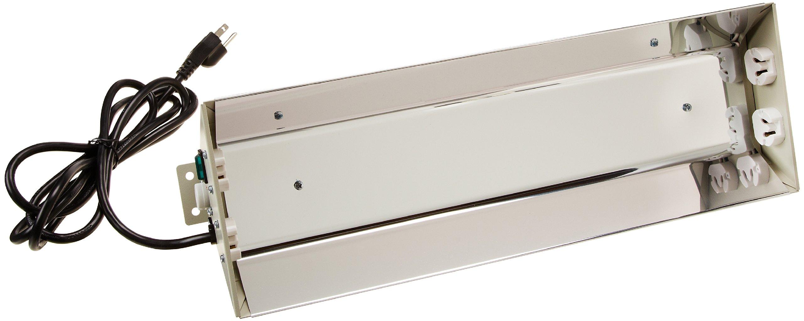 UVP 95-0042-03 Model XX-15 XX-Series 15 Watt UV Bench Lamp, Fixture, 115V