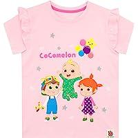 Cocomelon Camiseta para Niñas JJ