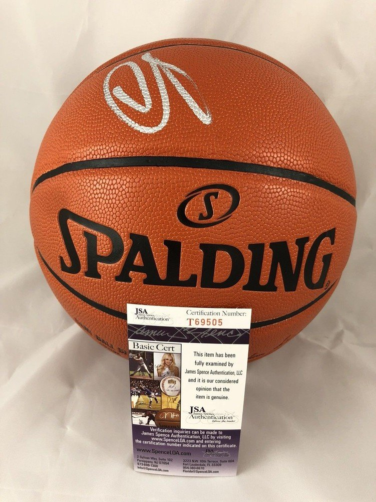 Demar Derozan Signed Autograph Basketball NBA Game Ball Series Toronto JSA  Certifiedation at Amazon s Sports Collectibles Store 2fe8642b5