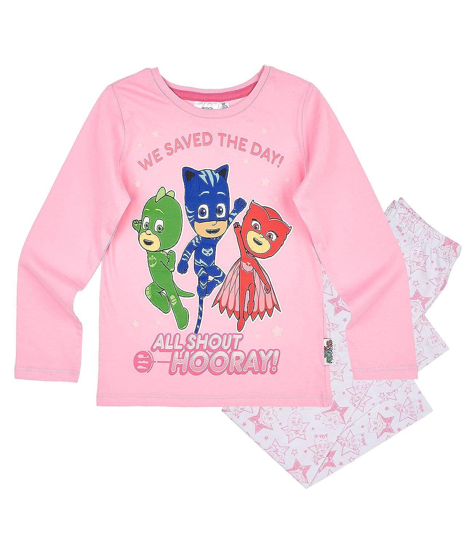 rosa 104 Super pigiamini Ragazze Pigiama PJ Masks