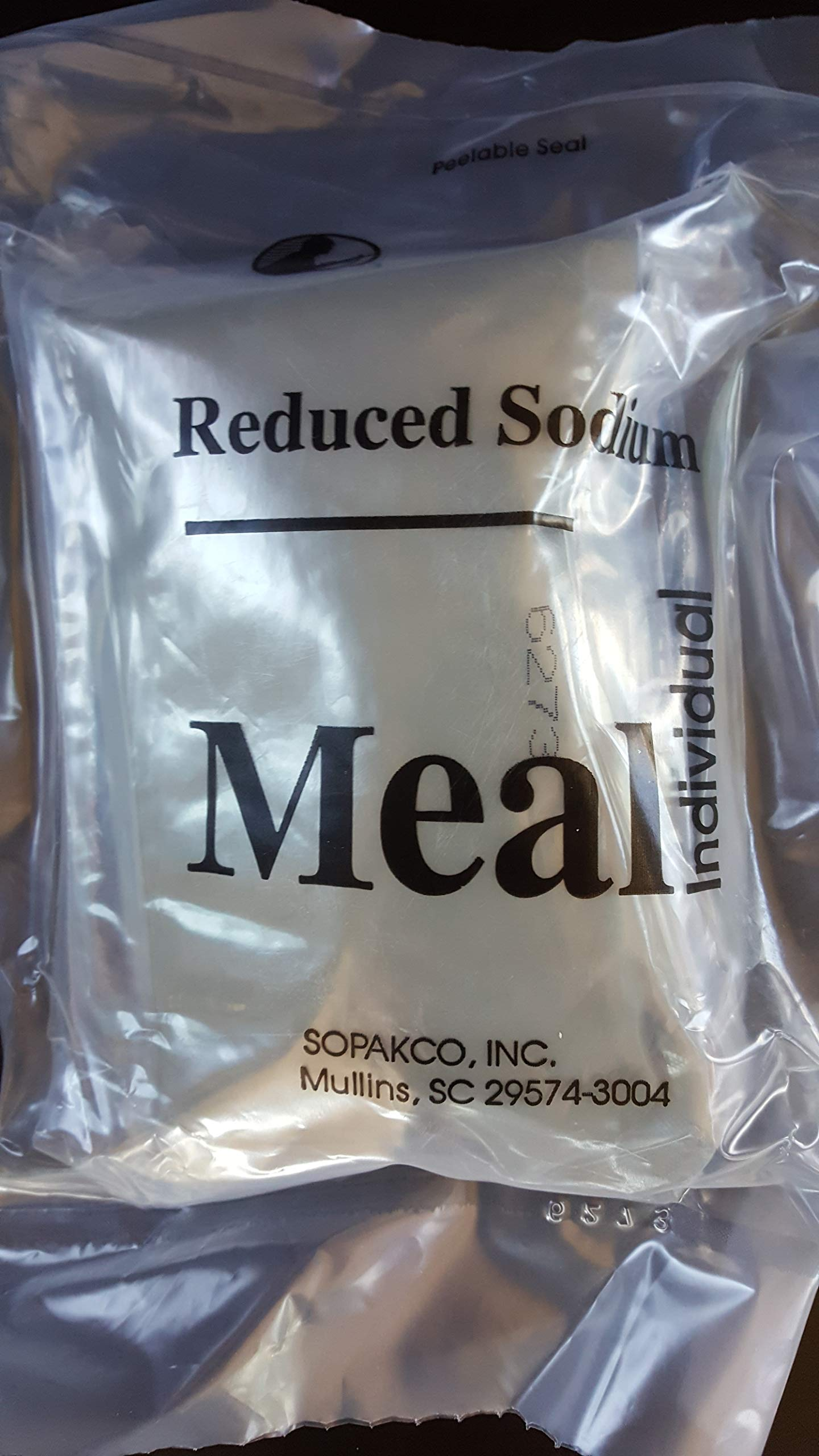 2019 MRE Chili and Macaroni in Beef Sauce Meals Ready To Eat Sopakco Sure Pack Reduced Sodium Survival Food Storage Military Grade