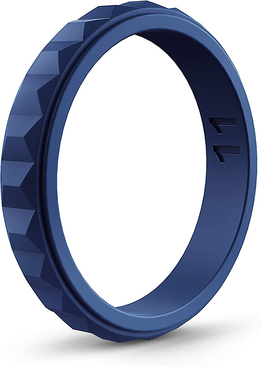 10 Colors//7 Size ASTERY Unique Designed Stackable Silicone Wedding Ring Bands for Women,Hypoallergenic Medical Grade Silicone,Lifetime Quality Guarantee