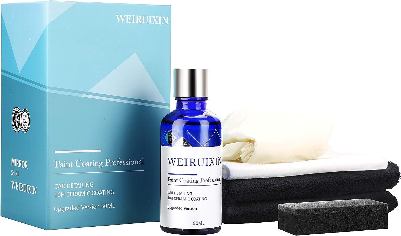 Weiruixin 10H Ceramic Coating 3.0