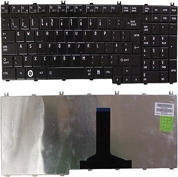 Para TOSHIBA SATELLITE L515-SP4015M L515-SP4033M teclado UK ...