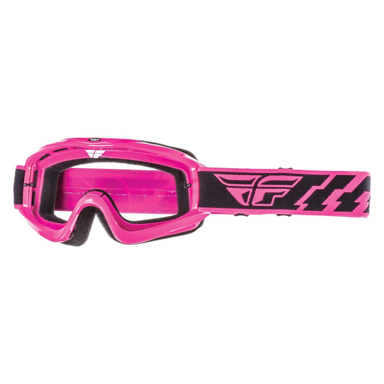 Fly Racing Kids Crossbrille Focus Pink