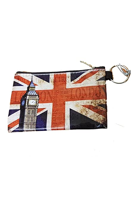 Monedero Big Ben De Londres - Union Jack Diseño Vintage ...
