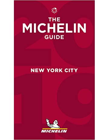 MICHELIN Guide New York City 2019: Restaurants (Michelin Red Guide)