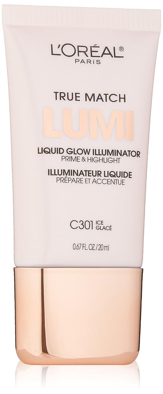 L'Oreal Paris Cosmetics True Match Lumi Liquid Glow Illuminator, Ice, 0.67 Fluid Ounce by L'Oreal Paris L' Oreal Paris
