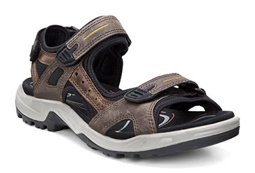 Men's Shoes Espresso Yucatan Sport Sandals Ecco FluJc3TK1