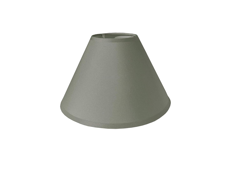 25,4 cm 30,5 cm Coolie in cotone con bordo affusolato Green