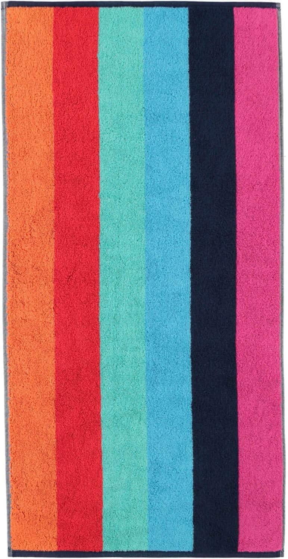 100/% Cotone Caw/ö Home 12 50 x 100 cm Asciugamani Art a Righe 147 Multicolore