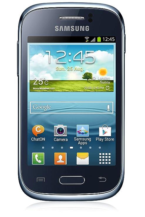 Samsung Galaxy Young Smartphone, Blu [Germania]: Amazon.it: Elettronica