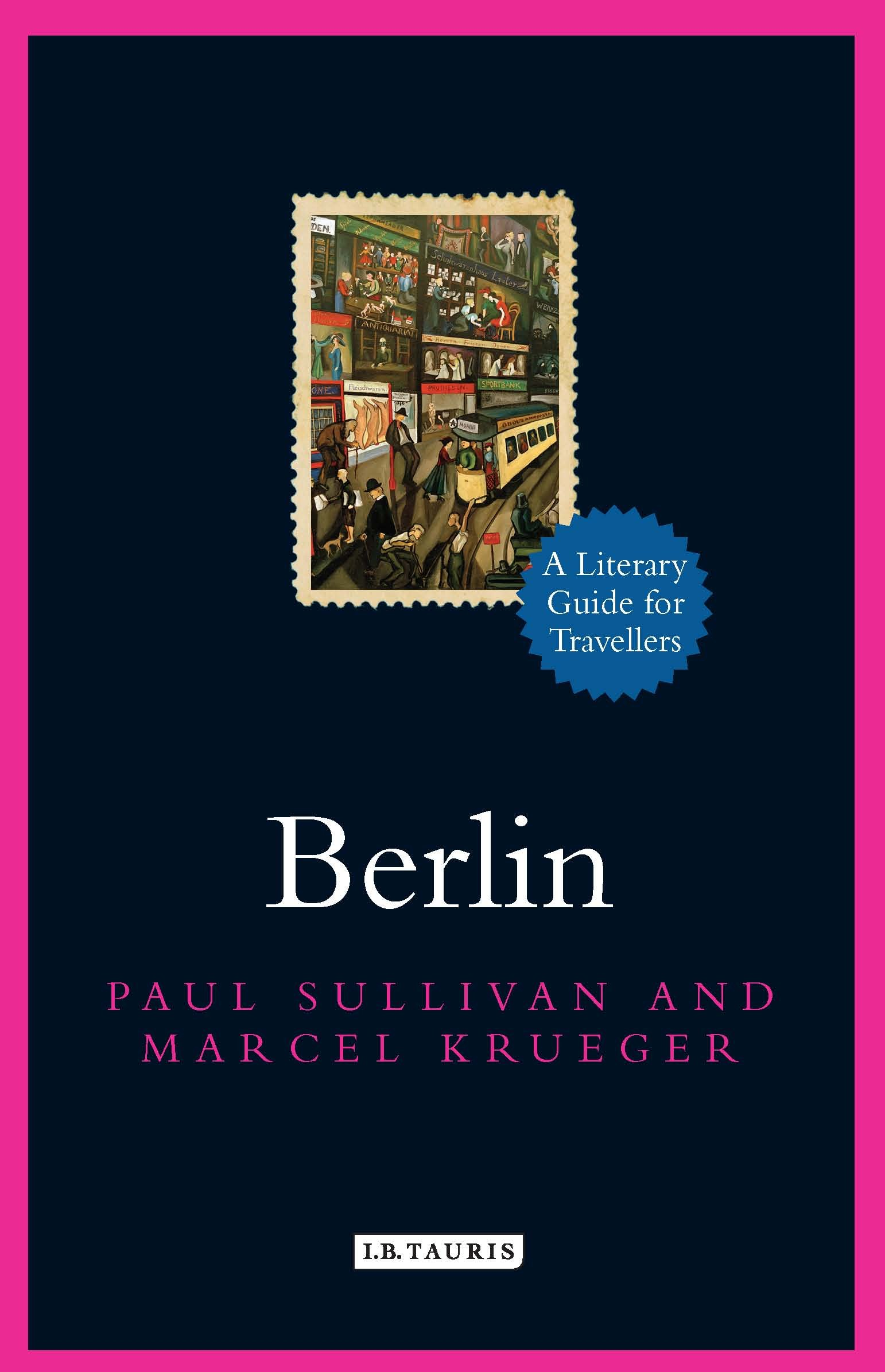 Berlin Literary Guide Travellers Guides