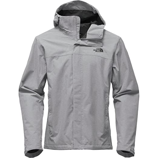 The North Face Men s Venture 2 Jacket Tall - Mid Grey Ripstop Heather   Mid  Grey 27e6c48ae