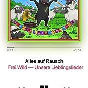 frei.wild unsere lieblingslieder