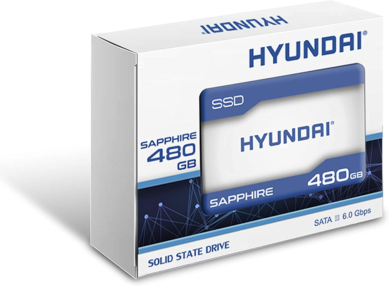 Hyundai SSD Interno SATA III, TLC, 2.5