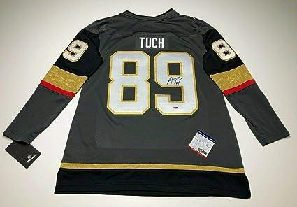 online store 3ee2a 7baf7 Alex Tuch Autographed Jersey - Pittsburgh Penguins AF36516 ...