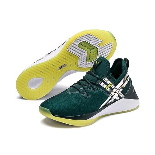 puma zapatillas mujer verde