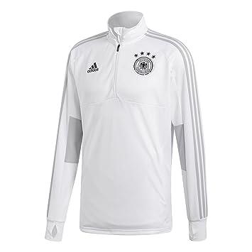 adidas Selección Alemana de Fútbol Sudadera de Entrenamiento, Hombre: Amazon.es: Deportes y aire libre