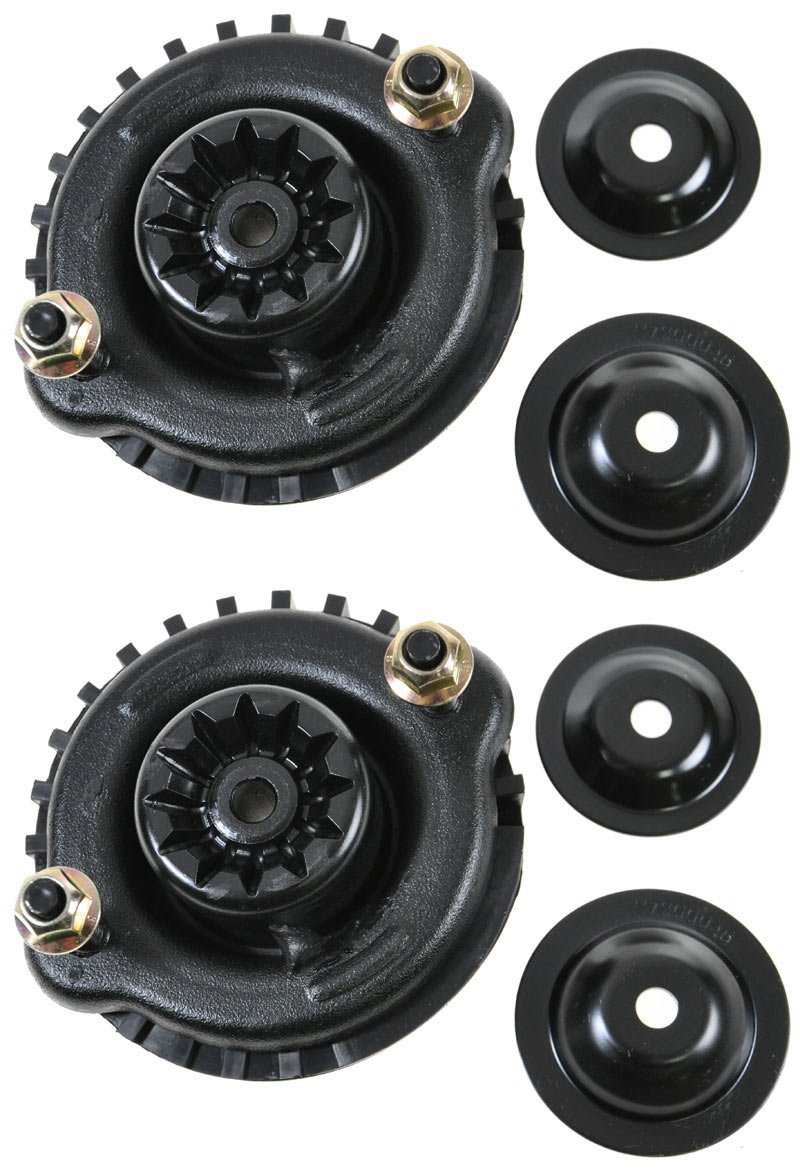 Front Upper Strut Mount Pair for Buick GMC Chevy Isuzu Olds
