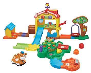 Vtech 80-180804 Tip Tap Baby Tiere-Bauernhof ab 12 Monate 5 Jahre