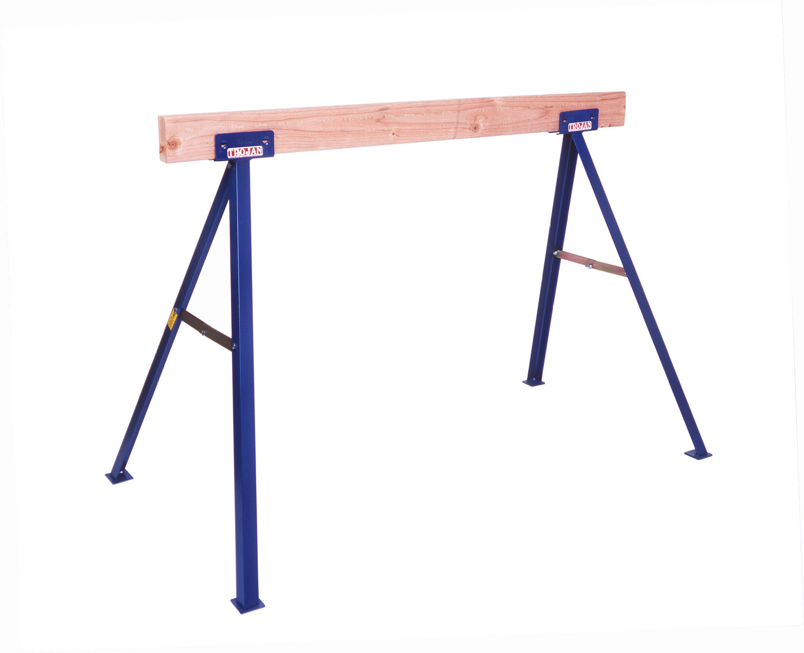 Trojan TS-27 27'' Tall Sawhorse (includes legs for one sawhorse)