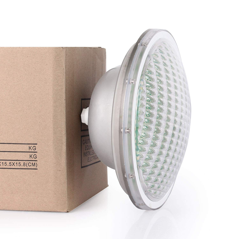 3W AC//DC 12V-24V Roleadro Bianco Luce LED Piscina 54W IP68 Illuminazione Subacquea Luce per Piscina e Laghetto18