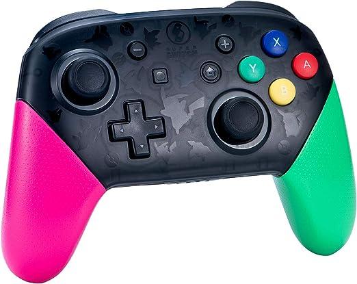 Controlador inalámbrico Bluetooth para consola Nintendo Switch Pro ...