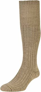 HJ Hall Commando HJ3000 Wool Rich Military Boot Walking Socks / UK Sizes 3-6, 6-11 and 11-13 / Black, Olive, Airforce, Granary and Navy (UK 6-11 Eur 39-46, Granary)