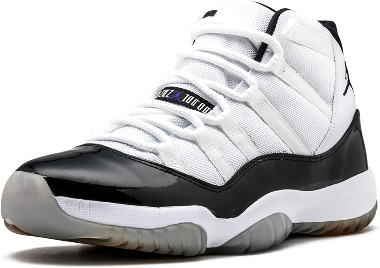 abeja Playa proyector  Amazon.com: Jordan 378037-107 AIR 11 Retro: Shoes