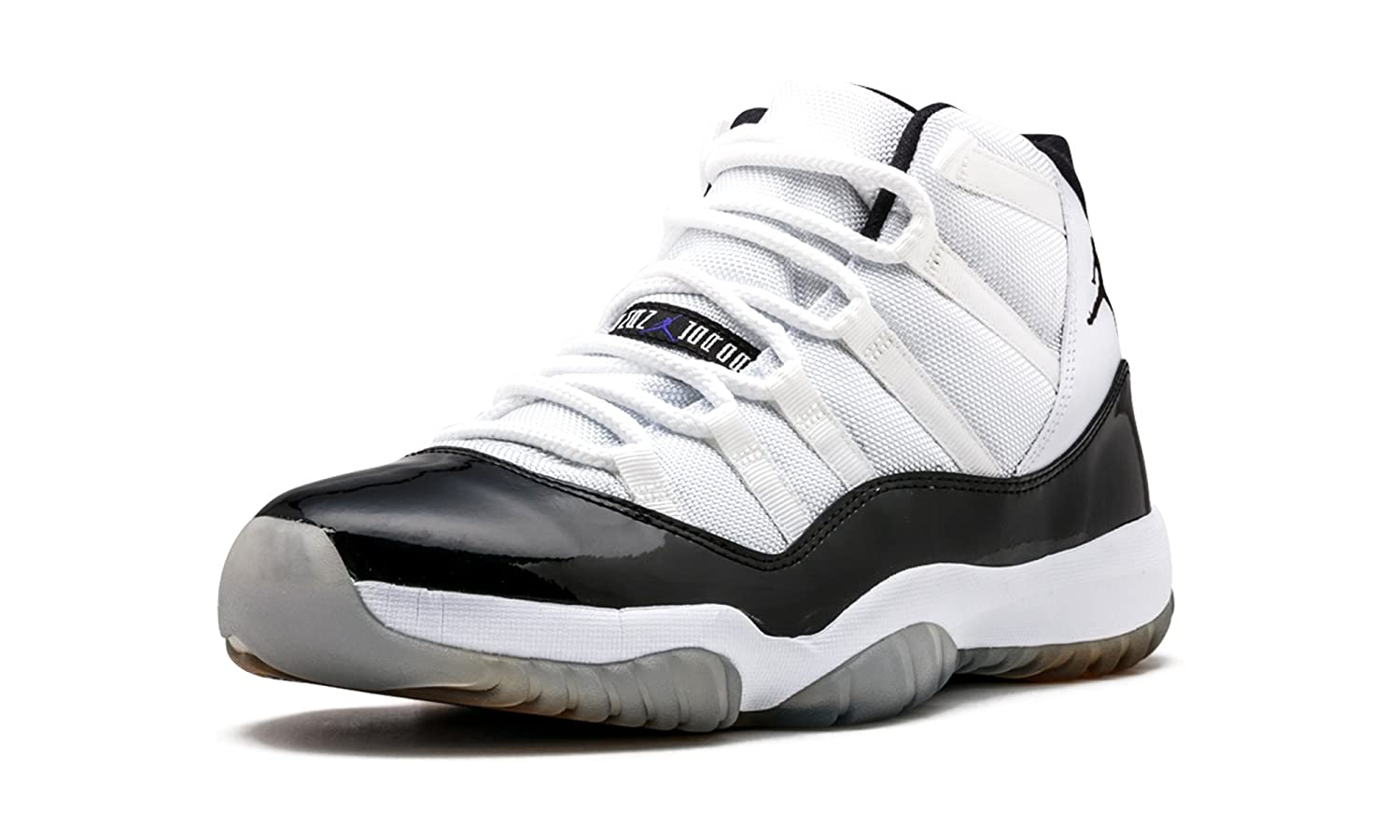 100% authentic bbae4 6bf68 Amazon.com   Jordan Air 11 Retro Inchconcord 2011 Release Mens   Shoes